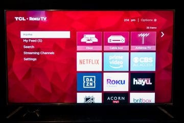 TCL Roku TVs Arrive in Canada