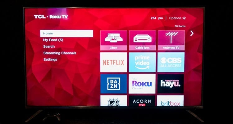TCL Roku TVs Arrive in Canada