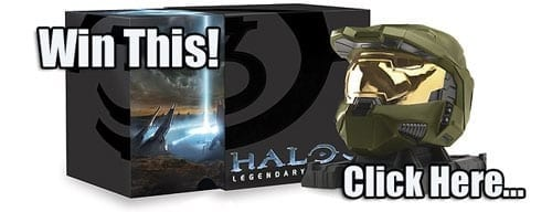 HALO 3 Legendary Edition Up For Grabs at Futurelooks!
