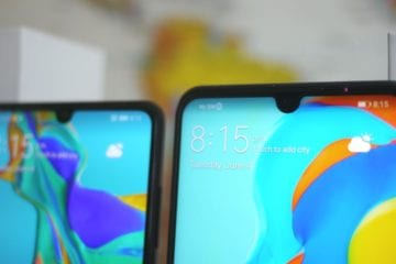 MEGATech Reviews: Huawei P30 vs. Huawei P30 Lite Comparison