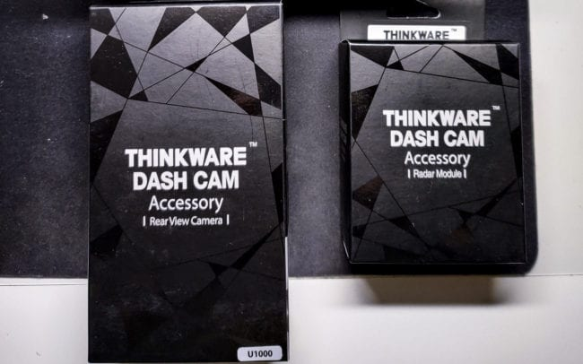 MEGATech Reviews: The Thinkware U1000 4K Dash Cam